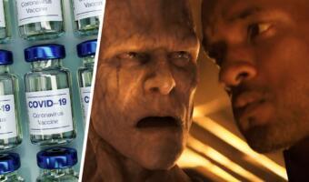 Сценарист «Я — легенда» ответил антиваксерам, верящим в превращение в зомби от прививки