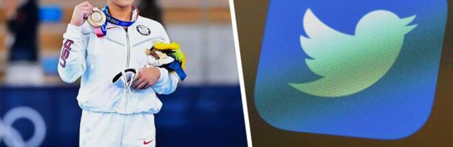 Участница Олимпиады в Токио считает, что не получила золото, потому что отвлекалась на твиттер