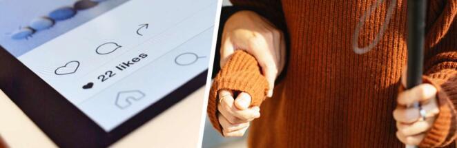 Незрячие люди сидят в соцсетях благодаря голосовым помощникам, но алгоритмы ошибаются