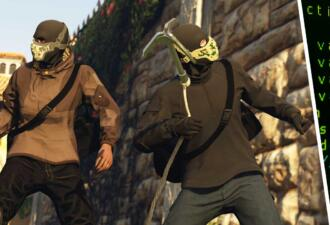 Геймер нашёл баг в скрытной миссии GTA Online и получил дробовик вместо глушителя