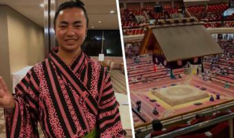 Три победы и 288 поражений. Самый неудачливый сумоист завершил карьеру, так и не дождавшись успеха