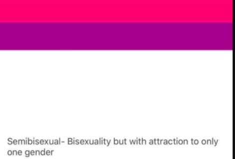 Кто такие семибисексуалы. Выдуманная и абсурдная ориентация стала мемом