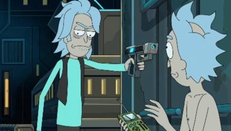 """Куда пропали портальная пушка и настоящая Бет. фанатские теории о 5 сезоне """"Рика и Морти"""""""
