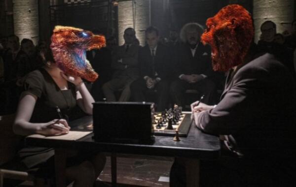 Гоздилла Холмс против Конга Мориарти. Горилла и рептилия схлестнулись в мемах про соперничество