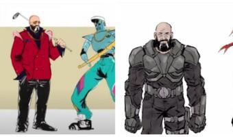 Студия Wizart Comics выпустит комикс «Третье сентября» с Михаилом Шуфутинским
