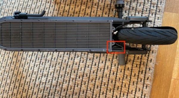 Мужчина смог отыскать украденный электросамокат с помощью смарт-меток Apple Tag