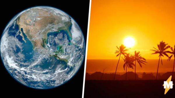 Учёные считают, что глобальное потепление стало одной из причин лесных пожаров