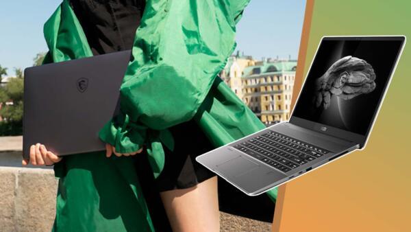 Изящный и мощный: обзор ноутбука для творцов и гуру контента