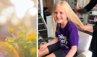 Школьника, отрастившего волосы в честь погибшего друга, дразнят на улицах и называют девочкой