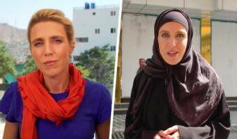 Журналистка CNN, переодевшаяся в хиджаб в Кабуле, объяснила, что её неправильно поняли