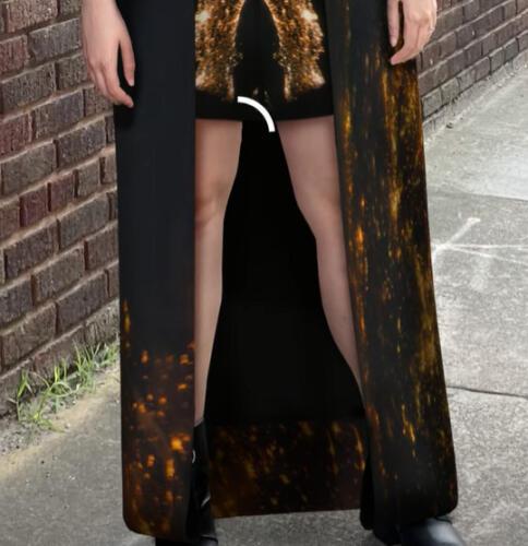Блогерша путает подписчиков ультрамодными образами в инстаграме. Цифровая одежда или реальный костюм