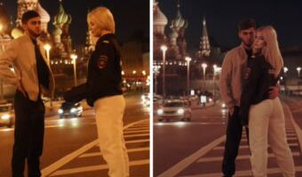 Блогер Руслан Бобиев слёзно извинился за снимок на Красной площади. От пранков до ареста — одно фото