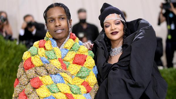 Внучка случайно увидела на рэпере A$AP Rocky одеяло своей прабабушки. Вместо Gucci - привет из детства