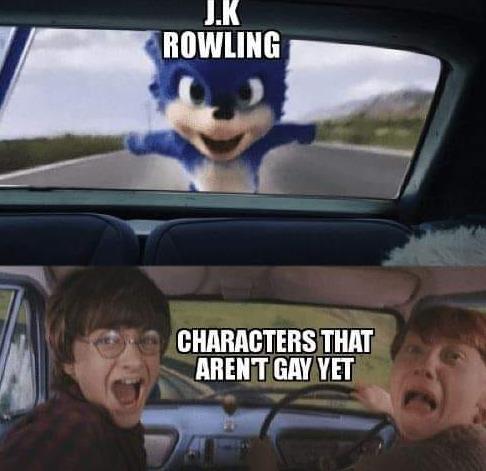 Пользователи соцсетей делятся страхом от абсурдных привычек, возродив старый мем с Гарри и Роном