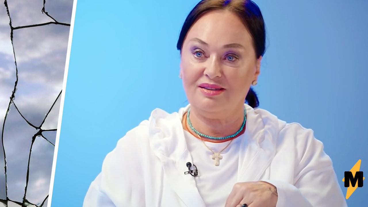 Внутри Ларисы Гузеевой живёт Вадим. Актриса рассказала о мрачном альтер эго, которого боятся коллеги