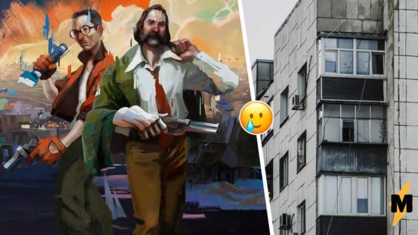 Мемоделы трепещут в преддверии выхода игры Disco Elysium и возрождают шутки про пьющего полицейского