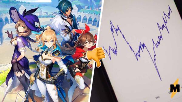 От любви до ненависти. Игроки в Genshin Impact обиделись на разработчиков игры и обвалили её рейтинг