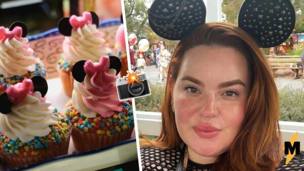 Плюс-сайз модель Тесс Холидей обиделась на СМИ за свои фото с едой. Показали снимок и стали фэтфобами?