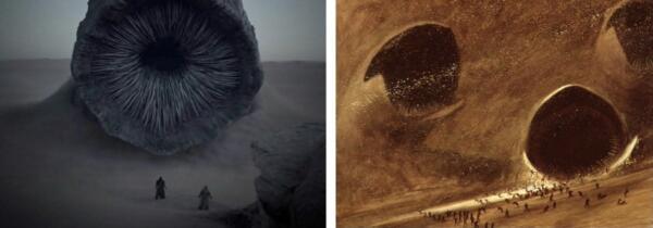 Мемы с червём из «Дюны» возродились с выходом фильма и показали любовь зрителей к пустынному монстру
