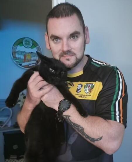 Семья кремировала кота, а тот оказался жив