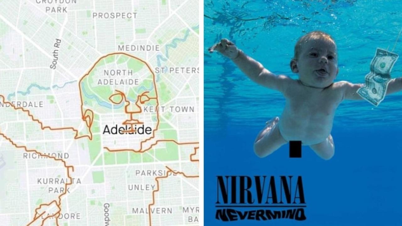 Пока ребёнок с обложки Nevermind требовал ретушь фото, фанат Nirvana проехал 150 км и воссоздал кадр