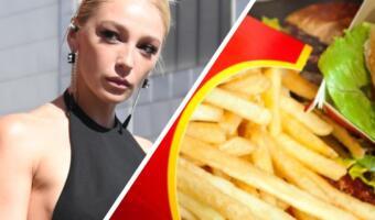 Комбо Насти Ивлеевой в «Макдоналдсе» вызывает не аппетит, а мемы. Звезду высмеяли за «обычные» блюда
