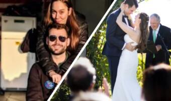 Журналистка написала парню статью и назвала её «Женись на мне». Исполнения мечты она ждала 12 лет