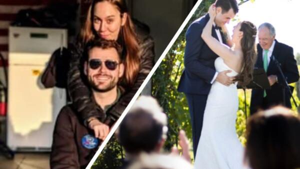Писательница восхитилась парнем в статье и попросила его жениться. Мечта сбылась через десять лет