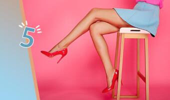 Ноги устают даже в кроссовках? Узнайте 5 признаков варикоза