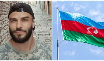 Телеграм-каналы сообщили о задержании Владислава Позднякова при пересечении границы с Азербайджаном