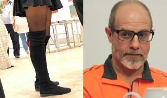 Дмитрий Гутов снял оголённые женские ноги втайне от моделей. Когда развязал войну с феминистками