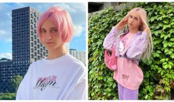 Даша Корейка поменяла причёску, и теперь икону BTS сравнивают с Арианой Гранде и Дианой Астер