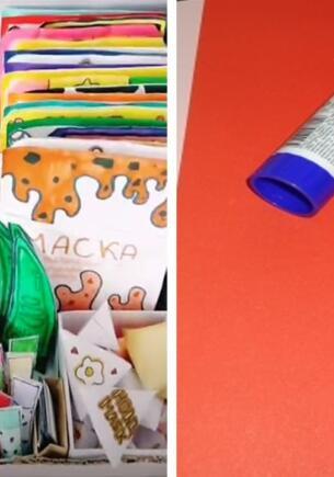 Что такое бумажная косметика. Школьники в Сети продают рисованные бьюти-товары за выдуманные деньги