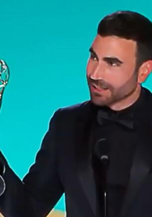 Бретт Голдстин так радостно чертыхался с наградой «Эмми» в руках, что его речь не прошла цензуру на ТВ