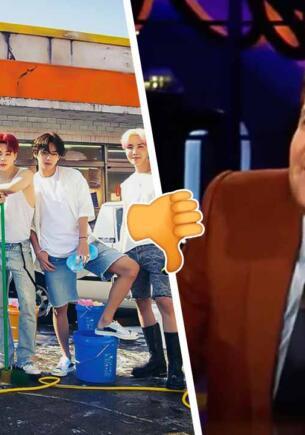 Превратиться из кумира во врага фанатов BTS легко. Джеймс Корден добился этого благодаря одной шутке
