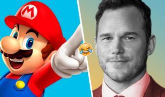 Киноманы устроили мемную атаку на Криса Пратта из-за роли героя игр Марио. Подвела репутация