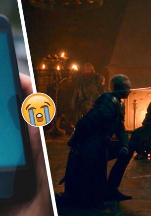 Какие сцены из сериалов — самые грустные? Мем «Обещаю, не заплачу» показал, что вышибет слезу у зрителя