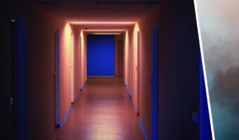 Что такое лиминальные пространства. Тренд с безлюдными помещениями как из снов захватил соцсети