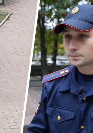 Патрульный, обезвредивший пермского стрелка, стал героем дня. Подвиг не как в кино