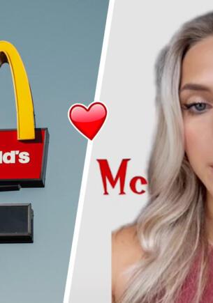 Блогерша так забавно перерисовала логотипы компаний, что с заказом к ней обратился «Макдоналдс»