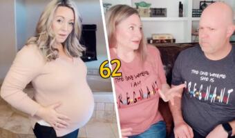 Беременна в 62. Женщина ждёт ребёнка от мужа с вазэктомией и отбивается от обвинений в измене