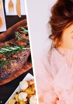 В Сети спорят из-за мяса марала на празднике Елены Блиновской. Богатым Красная книга не писана?