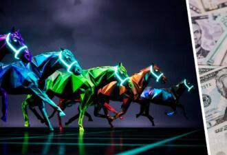 Киберкони вместо настоящих. Как владельцы цифровых NFT-лошадей обогащаются на онлайн-скачках