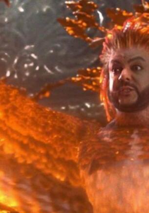«Пернатый» образ Филиппа Киркорова из «Последнего богатыря» подняли на смех. Жар-птица из кошмаров