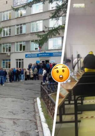 День Z. Как россияне в рабочий день толпами осаждают участки выборов в Госдуму