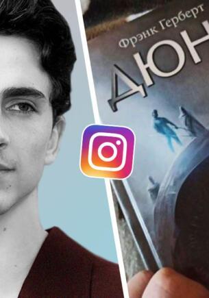 Школьник из России удачно тегнул Тимоти Шаламе в посте о «Дюне». Актёр сделал его звездой инстаграма