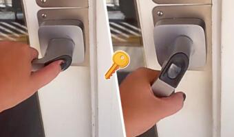 Датчик отпечатков пальцев на двери — и счета оплачены. Хозяин дома контролирует жильцов умным замком