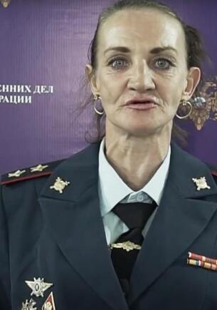 Как Марина Вульф стала любимым полицейским Сети благодаря Виталию Наливкину и косплею на Ирину Волк