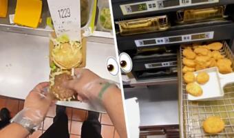 Как готовится «Биг Мак» и в чём изюминка «Филе-о-фиш». Работник «Макдоналдса» показал закулисье кафе