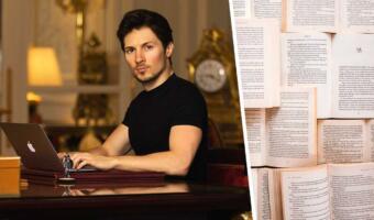 Павел Дуров в чате с пользователями телеграма заговорил как философ. «Мудрость» в стиле пабликов ВК